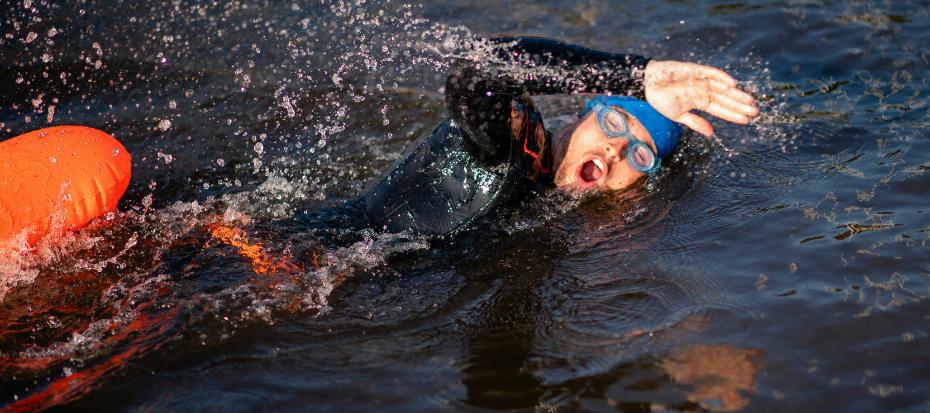 veilig zwemmen open water buitenwater